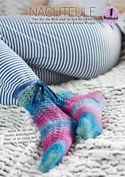 Strickanleitung Socken Simply Stricken 0416