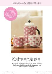 Strickanleitung Kaffee Set Simply Stricken 0616