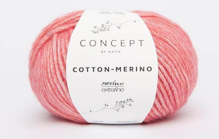 Katia-Concept-CottonMerino-Korallen