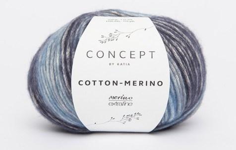 Katia-Concept-CottonMerinoPlus-Blau