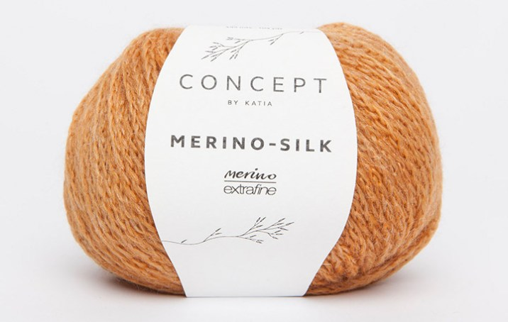 Katia-Concept-MerinoSilk-Orange
