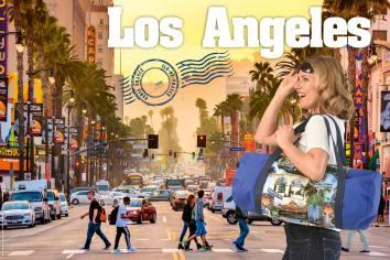 Nähanleitung: Tasche Los Angeles