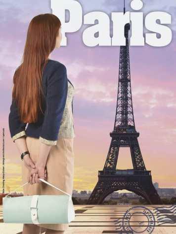 Nähanleitung: Tasche Paris