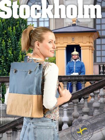 Nähanleitung: Rucksack Stockholm