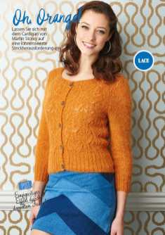 Strickanleitung Cardigan Simply Stricken 0217