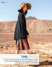 Strickanleitung - Lana Grossa Cardigan - Fantastische Frühlings-Strickideen - 0218