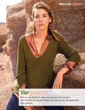 Strickanleitung - Lana Grossa Pullover Ausschnitt weit - Fantastische Frühlings-Strickideen - 0218
