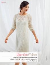Strickanleitung - Lang Yarns Lace-Kleid - Fantastische Frühlings-Strickideen - 0218