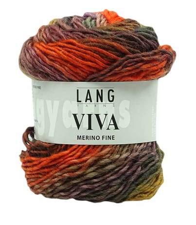 Bei Viva kommen die unterschiedlichen Farben direkt aus einem Knäuel.