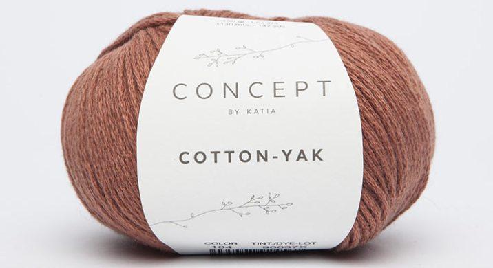 Katia Cotton-Yak