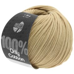 Lana Grossa Only Cotton Farbe Camel