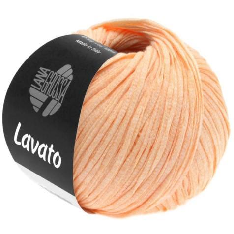 Lana Grossa Lavato Farbe 20 Apricot meliert