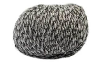 Lang Yarns, West, schwarz-weiß stricken