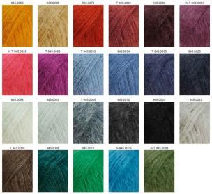 Lang Yarn, Lusso – Farbpalette, Degradé