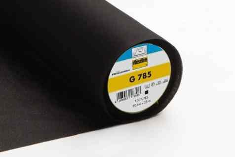 Vlieseline G 785 schwarz