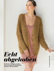 Cardigan Lana Grossa Beileger simply stricken 0118