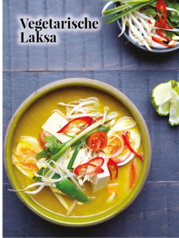Simply kreativ - Vegetarische Laksa - Hüttenzauber Rezepte für den Thermomix - 0118