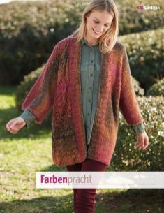 Strickanleitung - Farbenpracht - Fantastische Strickideen Sonderheft 01/2019