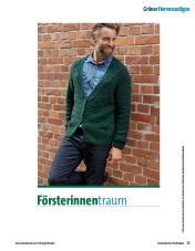Strickanleitung - Försterinnentraum - Fantastische Strickideen Sonderheft 01/2019