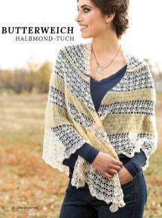 Häkelanleitung - Butterweich - Simply Kreativ - Stolen und Tücher - 0118