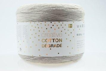 Rico, Creative Cotton Dégradé, Farbverlaufsgarn, Bobbel