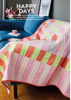 Simply Kreativ - Patchwork - Schnelle und einfache Quiltdesign - 0218