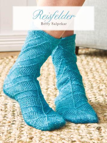 Reisfelder Simply Stricken-Spezial Magische Socken 01/2018