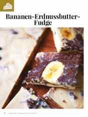 Simply kreativ - Bananen-Erdnussbutter-Fudge - Neue Rezepte für den Thermomix - 0218