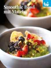 Simply kreativ - Coconut Porridge Matcha - Neue Rezepte für den Thermomix - 0218