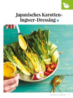 Simply kreativ - Japanisches Dressing - Neue Rezepte für den Thermomix - 0218