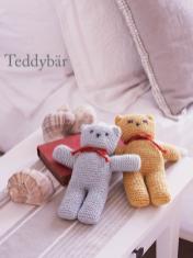 Strickanleitung - Teddybär - Simply Kreativ - Relax Stricken 02/2018