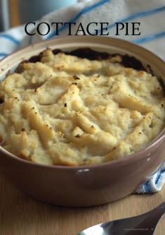 Gesund und fix - Kochen mit dem Thermomix - Cottage Pie 0218
