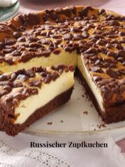 Rezept - Russischer Zupfkuchen - Simply kreativ Backen Thermomix - 0218