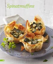 Simply Kochen - Spinatmuffins - Rezepte für den Thermomix - 0218