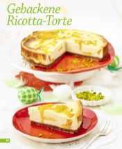 Simply Kochen - Gebackene Ricotta-Torte - Rezepte für den Thermomix - 0218