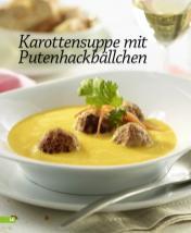 Simply Kochen - Karottensuppe mit Putenhackbällchen - Rezepte für den Thermomix - 0218