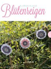 Häkelanleitung - Blütenreigen - Blumengirlande - Happy Häkeln 01/2018