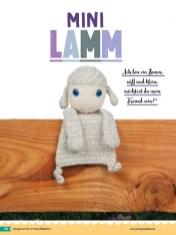 Häkelanleitung - Mini-Lamm - Fantastische Häkelideen - Amigurumi Vol. 21