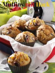 Rezept - Muffins mit Hack - Simply Kreativ – Neue Rezepte für den Thermomix® 03/18
