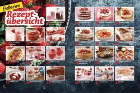 Rezeptübersicht - Erdbeeren - Simply Kreativ Erdbeeren- und Spargel-Rezepte für den Thermomix®