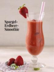 Rezept - Spargel-Erdbeer-Smoothie - Simply Kreativ Erdbeeren- und Spargel-Rezepte für den Thermomix®