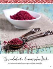 Besonderheiten der persischen Küche - New Spirit - 0418