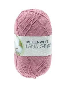 Lana Grossa Meilenweit Solo Cotone unito Farbe 3469