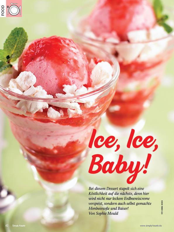 Rezept - Ice, Ice, Baby! - Simply Kreativ - 0318