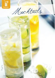 Rezept - Mocktails - Gesund und fix mit dem Thermomix - 0418