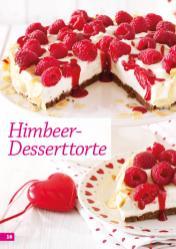 Rezept - Himbeer-Desserttorte - Simply Backen mit dem Thermomix® 04/2018