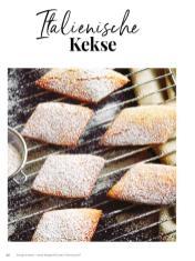 Rezept - Italienische Kekse - Simply Kreativ - Neue Rezepte für den Thermomix® - 04/2018