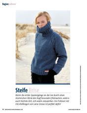 Strickanleitung - Steife Brise - Fantastische Herbst-Strickideen - 04/2018