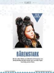 Nähanleitung - Bärenstark - Simply Kreativ Geschenkideen + Accessoires Näh-Sonderheft 01/2018
