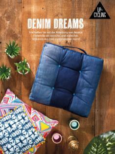 Nähanleitung - Denim Dreams - Simply Kreativ Geschenkideen + Accessoires Näh-Sonderheft 01/2018